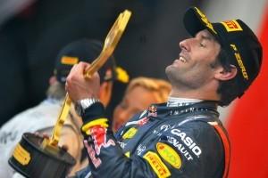 Mark Webber castiga la Monaco