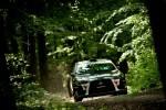 """""""Jack Daniel's Rally Team""""  - locul 2 în clasamentul general al raliului de la Bacau"""