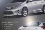 Imagini cu Toyota Auris 2013