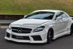 TUNING: Mercedes CLS - Eleganta si agresivitate