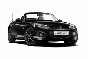 Mazda MX-5 Senshu Special Edition