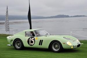 Ferrari 250 GTO 1962 - Cea mai scumpa masina din lume
