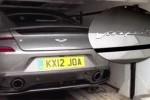 Noul Aston Martin DBS se va numi Vanquish