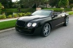 Chrysler Sebring transformat in Bentley Continental GTC