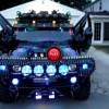 TUNING: Hummer H2 Black Knight