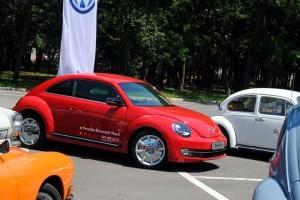 Bucharest Wheels Arena 2012: Lumea Volkswagen