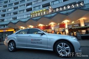 Mercedes-Benz celebreaza excelenta la TIFF 2012