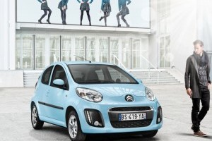 Noul Citroen C1 este disponibil in Romania de la 8.800€