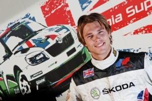 Andreas Mikkelsen, campionul din IRC, vine la Sibiu