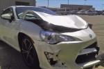 Primul accident oficial al unui Scion FR-S