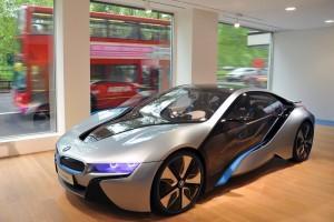BMW Group prezinta, in premiera mondiala, magazinul BMW i la Londra