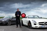 VIDEO: Aston Martin DBS Volante vs Mercedes SLS AMG Roadster