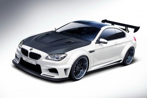 TUNING: BMW M6 Coupe by Lumma Design