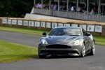 VIDEO: Aston Martin Vanquish in actiune la Goodwood Festival of Speed