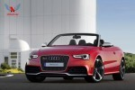 Iata cum ar putea arata Audi RS5 Cabrio