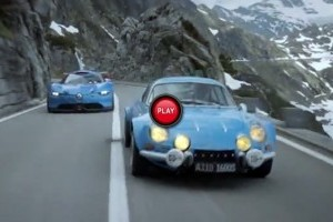 Duelul generatiilor: Renault Alpine A110-50 versus Alpine A110 Berlinette