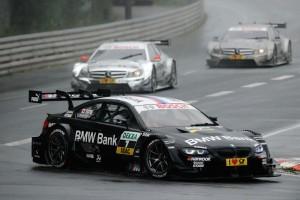 Un nou podium pentru BMW in DTM la Norisring