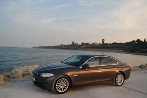 Echipa Masini.ro a capturat rechinul BMW 525 2012 si l-a dus la mare