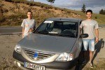Cel mai tanar pilot la Raliul Sibiului este sustinut de Colina Motors si BCR Leasing