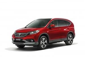 Noul Honda CR-V ni se prezinta prin intermediul unor imagini oficiale