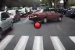 Intre timp in Rusia: A avut o reactie extraordinara si a reusit sa evite un accident