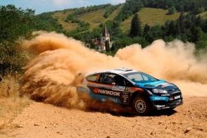 Mikkelsen a castigat prima etapa de IRC din Romania