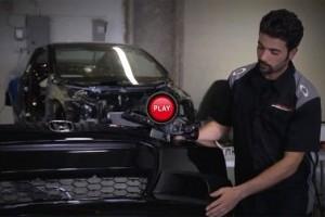 VIDEO: Cum transforma Honda o masina de serie in una de curse