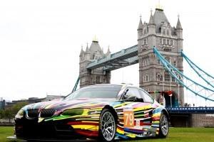 Colectia BMW Art Car prezentata la Londra