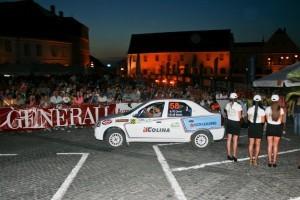 Raliul Sibiului a reprezentat pentru tanarul Radu David un pas important in cariera sa de pilot