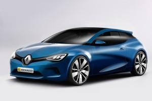 Studiu de design - Renault Megane Coupe IV 2014