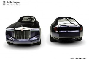 Studiu de design - Rolls Royce Above Rubies