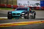 BMW Z4 GT3 a urcat pe podium in cursa de 24 de ore de la Spa