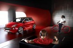 Noul Opel ADAM inspira tinerii artisti