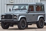 TUNING: Cei de la Kahn au adus o serie de modificari celebrului Land Rover Defender