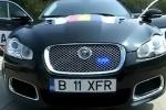 Politia Romana si Jaguarul