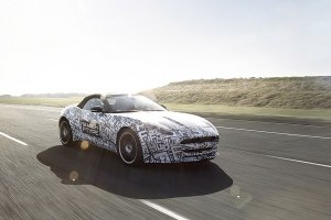 Jaguar F-Type va debuta in cadrul Salonului Auto de la Paris 2012