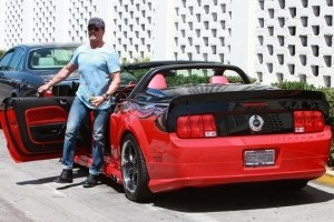 Iata ce masini detine celebrul actor american Sylvester Stallone