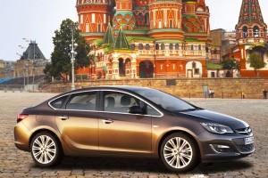 Opel celebreaza patru premiere mondiale la Moscova