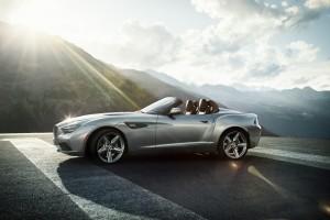 Imagini oficiale cu BMW Z4 Zagato Roadster