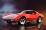 A 60-a aniversare a legendarului autovehicul sport, Chevrolet Corvette