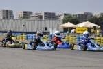 Start în a V-a etapă a CNK Dunlop 2012