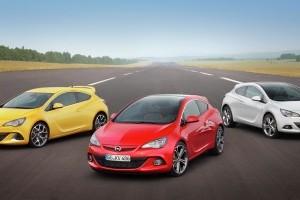 Noua gamă Opel Astra: varietate sporită, mai multe tipuri de motoare şi dotări de înaltă tehnologie