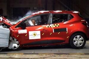 Rezultatele Euro NCAP pentru cele mai noi modele de pe piata auto