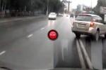 Intre timp in Rusia - Accidentul si parcarea de 180 de grade