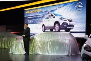 Opel lansează următoarea fază a ofensivei de produs din Rusia