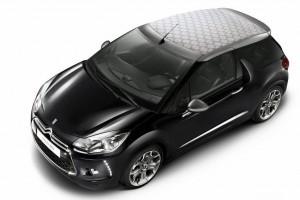Detalii si imagini oficiale cu noul Citroen DS3 Cabrio