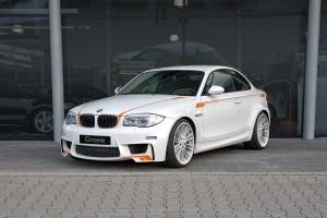Cei de la G-Power maresc performantele unui BMW Seria 1 M Coupe