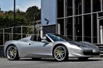 Kahn Design modifica Ferrari 458 Italia Spider