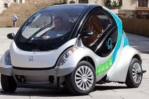 Automobilul pliabil - Un vis devenit realitate