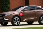 VIDEO: Direct din Rusia - Lada X Ray Concept